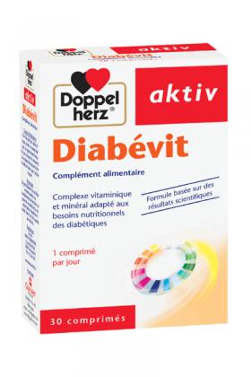 complément alimentaire diabète